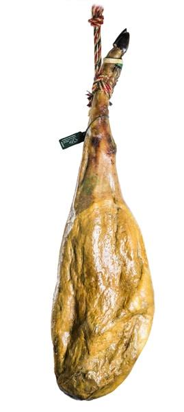 jamón de cebo de campo ibérico chacinas de salamanca