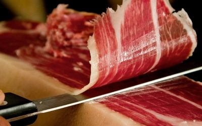 Los 3 cuchillos para cortar jamón