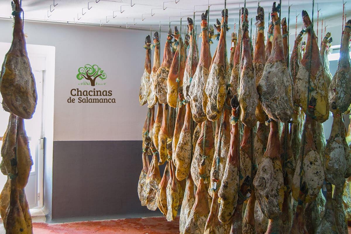 secadero natural de jamón ibérico