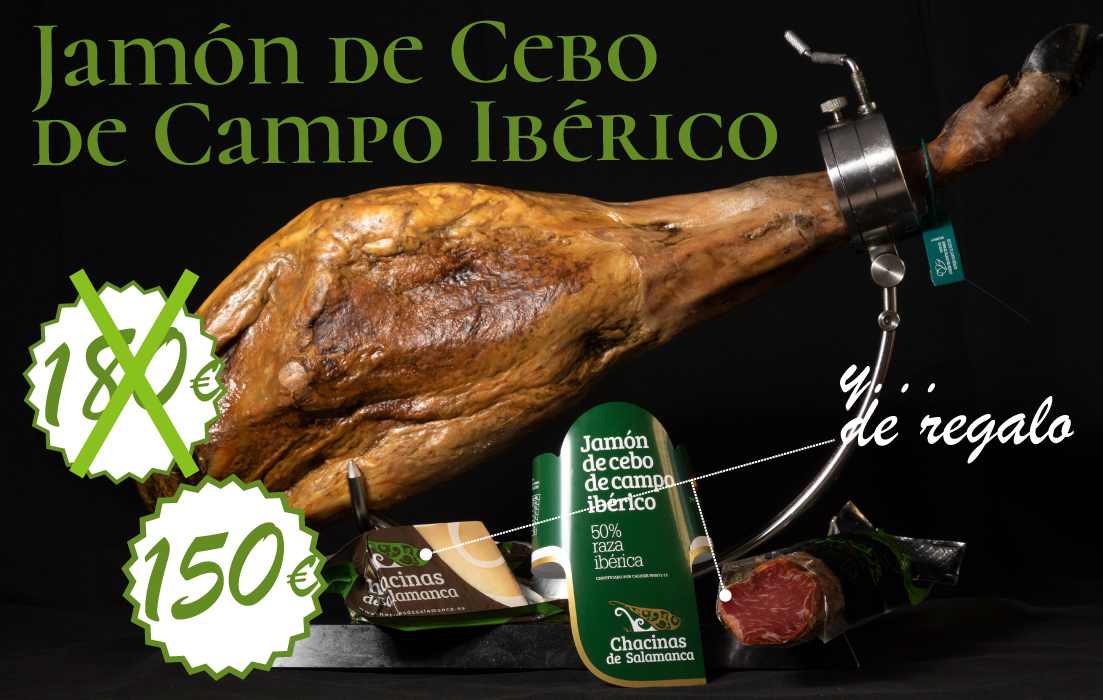 ofertas de jamon y paleta- iberica